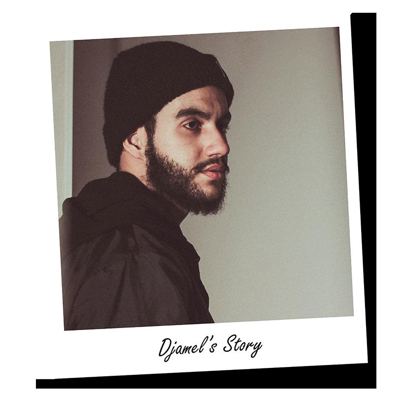 polaroid Djamel